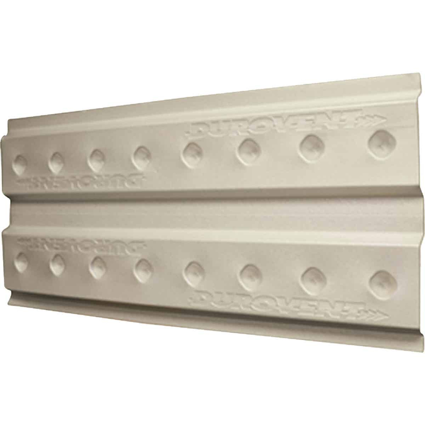 """ADO Durovent Baffle 22"""" x 48"""" Polystyrene DuroVent Attic Rafter Vent Image 1"""
