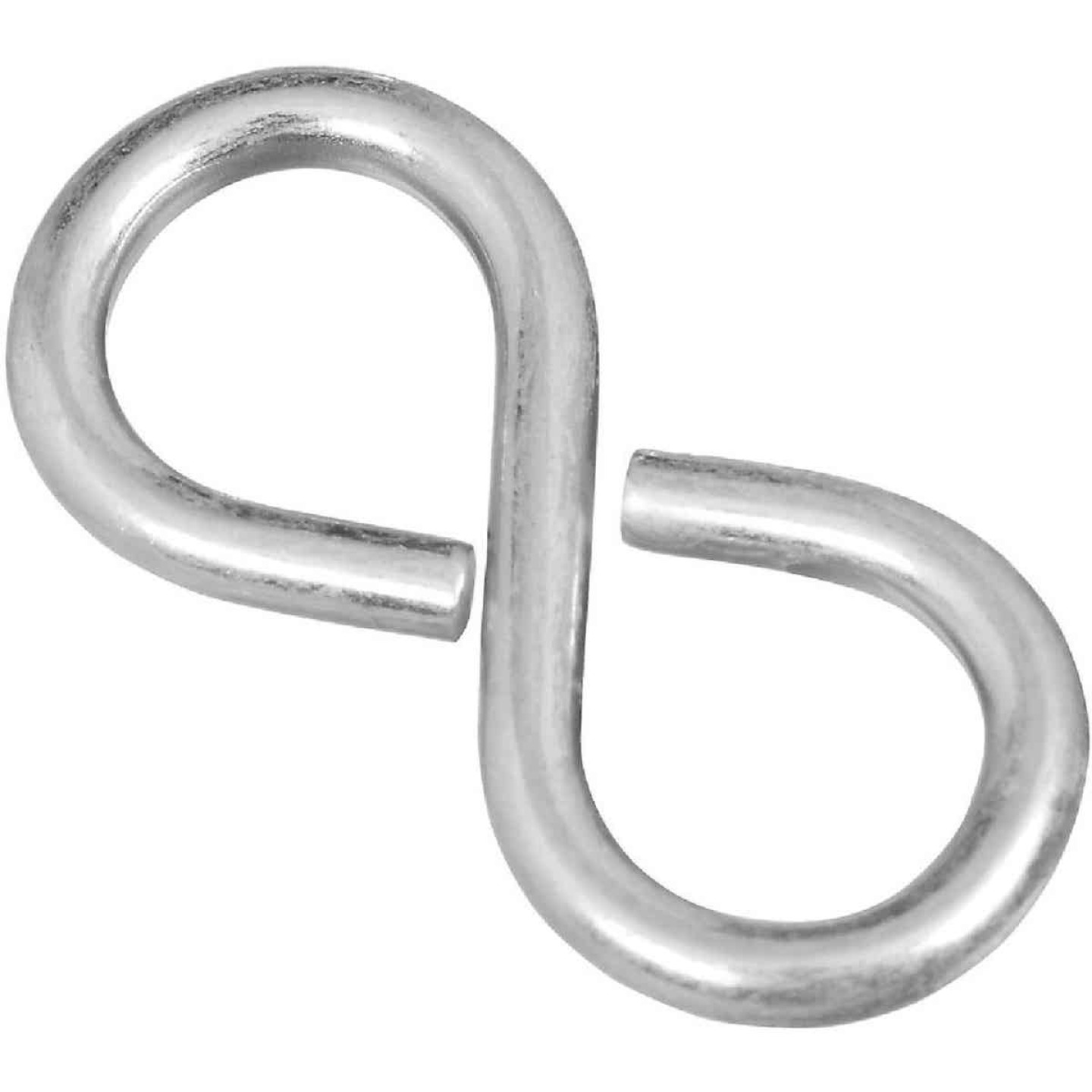 National 1-5/8 In. Zinc Light Closed S Hook (4 Ct.) Image 1