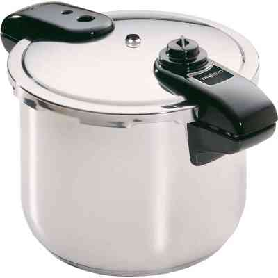 Presto 8 Qt. Stainless Steel Pressure Cooker
