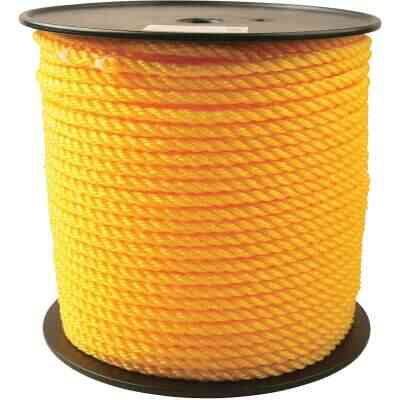 Do it 5/16 In. x 400 Ft. Yellow Twisted Polypropylene Rope