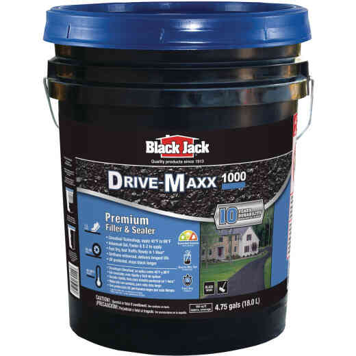 Black Jack Drive-Maxx 1000 5 Gal. 10 Yr. Fast Dry Filler and Sealer